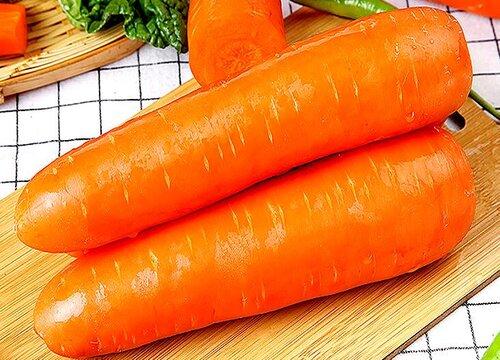 胡萝卜可以放多久不坏